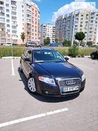 Audi A4 Limousine 31.07.2021