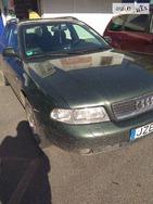 Audi A6 Limousine 20.07.2021