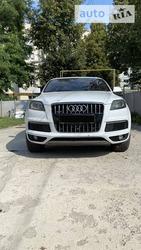 Audi Q7 28.08.2021