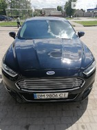 Ford Fusion 19.07.2021