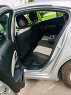 Chevrolet Cruze 19.07.2021