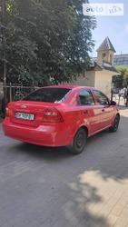 Chevrolet Aveo 03.09.2021