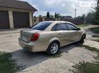 Chevrolet Lacetti 06.09.2021