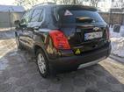 Chevrolet Tracker 06.09.2021