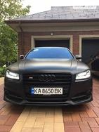 Audi S8 03.09.2021