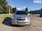 Chevrolet Captiva 03.08.2021