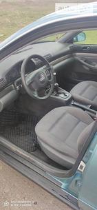 Audi A4 Limousine 01.08.2021