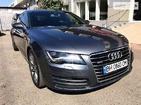 Audi A7 Sportback 06.09.2021