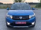 Dacia Sandero Stepway 20.08.2021