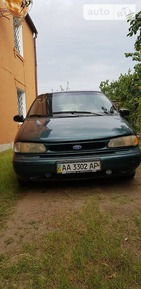 Ford Windstar 05.09.2021