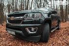 Chevrolet Colorado 17.10.2021