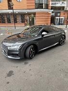 Audi TTS Coupe 27.09.2021