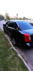 Chevrolet Lacetti 27.09.2021