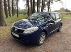 Dacia Sandero 24.09.2021