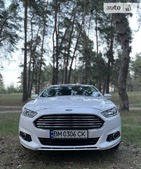 Ford Fusion 18.09.2021