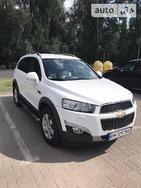 Chevrolet Captiva 19.09.2021