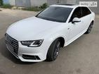 Audi A4 Limousine 18.09.2021