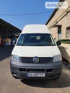Volkswagen Transporter 20.09.2021