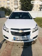 Chevrolet Cruze 11.09.2021