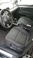 Audi A4 Limousine 23.09.2021