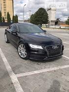 Audi A7 Sportback 15.09.2021