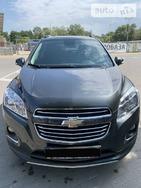 Chevrolet Tracker 08.09.2021