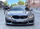 BMW M5 15.09.2021
