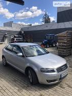 Audi A3 Limousine 19.09.2021