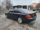 BMW 745 13.09.2021