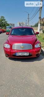 Chevrolet HHR 29.09.2021