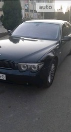 BMW 745 11.09.2021