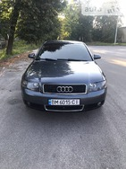 Audi A4 Limousine 12.09.2021