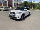 Toyota Highlander 20.09.2021