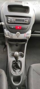 Toyota Aygo 18.09.2021