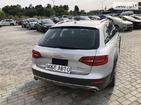 Audi A4 allroad quattro 16.09.2021