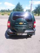 Chevrolet Niva 22.09.2021