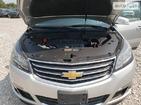 Chevrolet Traverse 27.09.2021