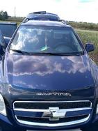 Chevrolet Captiva 07.09.2021