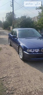 BMW 735 14.09.2021