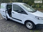 Ford Transit Courier 04.10.2021