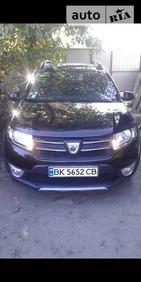 Dacia Sandero Stepway 15.10.2021