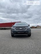 Ford Edge 16.10.2021