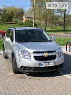Chevrolet Orlando 17.10.2021