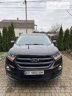 Ford Edge 15.10.2021