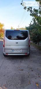 Ford Tourneo Custom 15.10.2021