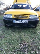 Ford Courier 09.10.2021