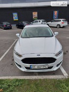 Ford Fusion 18.10.2021