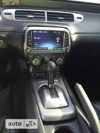 Chevrolet Camaro 22.10.2021