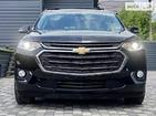 Chevrolet Traverse 02.10.2021