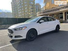 Ford Fusion 11.10.2021